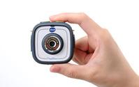 子ども向けアクションカメラ「プレイショット」…防水ケース、自転車用マウント付き 画像