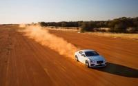 ベントレー コンチネンタル GTスピード、最高速度331km/hを達成 画像