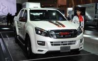 【東京モーターショー15】いすゞ D-MAX…海外主力のピックアップ[詳細画像] 画像