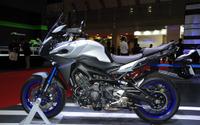 【東京モーターショー15】ヤマハ MT-09 TRACER ABS…市街地からツーリングまでスポーティに[詳細画像] 画像