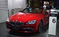 【東京モーターショー15】BMW 650i…4.4リットルターボエンジン搭載[詳細画像] 画像