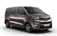 【ユーロNCAP】トヨタの欧州商用車、プロエース が最高評価 画像