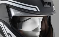 【CES16】BMWモトラッド、HUD付きヘルメットのプロトタイプを公開 画像