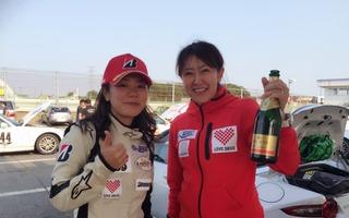 マツダ女性レーサー育成プロジェクト、1期生が連続表彰台を獲得 画像