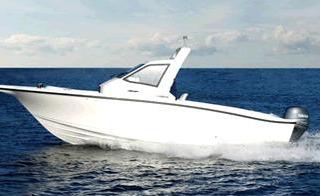 ヤマハ、新型フィッシングボートを発売…低価格で幅広い釣りに対応 画像
