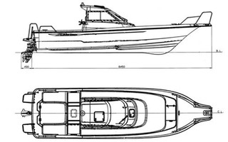ヤンマー、プレジャーフィッシングボートを改良…エンジンはディーゼル 画像