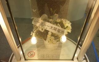 【FC EXPO10】透ける・曲がる・全方向…球状太陽電池 画像