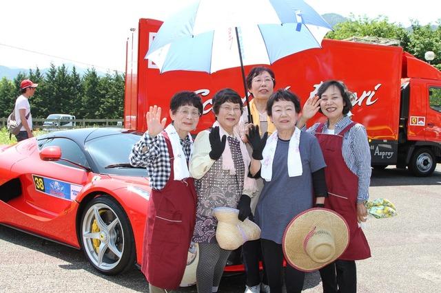 「軽トラとは違うわ~」世界の名車が山村を疾走…スペシャルステージ曽爾クラシック 画像
