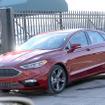 フォード モンデオ/フュージョン スクープ写真