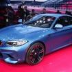 BMW M2クーペ(デトロイトモーターショー16)