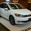 VW ゴルフ トゥーラン 新型発表会