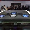 トヨタとカイメタの衛星通信技術(デトロイトモーターショー16)