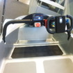 東京アールアンドデーブースに展示された鈴鹿サーキット新アトラクション用EVマシン(電動カート)「Circuit Challenger」(オートモーティブワールド2016/東京ビッグサイト/2016年1月13日)