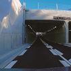 夜間走行時やトンネルの出入り口でも鮮明な映像を記録