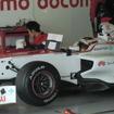 2015年GP2王者バンドーンは、11月末の鈴鹿テストにダンディライアン・ホンダから参加した。