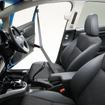 パッシブシートベルト(自動装着式シートベルト)