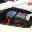 トミーカイラZZの東京エリア店頭販売をアピールするオートバックスセブン(東京オートサロン2016/1月15日/幕張メッセ)