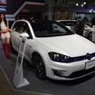 VW ゴルフ GTE(東京オートサロン16)