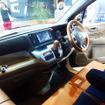 厳ついステップワゴンと女子的N-WGNを展示したホンダ「モデューロ」