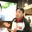 KTC ブランド戦略部 ブランド推進グループ 四関繁樹マネージャー