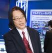 データシステム 広報宣伝部の川田正尚部長