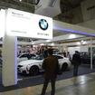 BMWブース全景(東京オートサロン16)