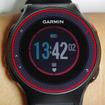 GPSをオフにした時計モードの時でも、ボタン操作で心拍を測定することができる。安静時心拍の測定に使えるだろう。