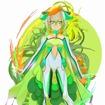 サーモテクトライムグリーンイラストレーション:穂嶋
