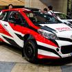 トヨタ ヤリス WRC テストカー(オートサロン16)