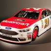 改良新型フォード NASCAR フュージョン