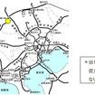 圏央道 圏央鶴ヶ島IC
