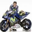 Movistar Yamaha MotoGPのバレンティー ノ・ロッシ選手。