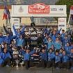 WRC 開幕戦 ラリーモンテカルロ
