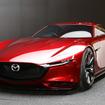 コンセプトカー部門 Mazda RX-VISION(マツダ)