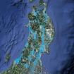 ホンダインターナビで東日本大震災直後、「通行実績情報マップ」を公開(参考画像)