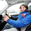 スバルゲレンデタクシー2016 新井選手