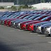 自動車の輸出(参考画像)