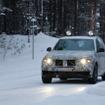 BMW X5 スクープ写真