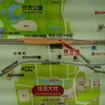 住吉大社駅にある地図