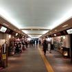 阪堺上町線住吉公園電停と南海線住吉大社駅の間にある商店街