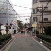 南海線住吉大社駅付近にある「住友燈篭」