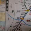 1月31日に廃止された住吉公園電停