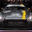 今年、11号車に導入されるメルセデス-AMG GT3