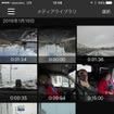 本機のマイクロSDカード内の動画をスマートフォンで再生することも可能だ。
