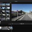 一般的な動画編集ソフトとおなじ感覚で、動画のカット編集や連結ができる。トランジションも搭載している。
