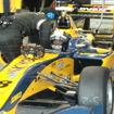 昨年11月末の鈴鹿テスト。この時は可夢偉ら全参加ドライバーがヨコハマ(ADVAN)タイヤで走行した。