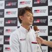 脇阪寿一は今季、GT500クラスのチームルマンで監督を務める。