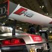 アウディ R8 LMS ウルトラ(東京オートサロン16)