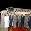 カタール航空、ドーハ=ラスアルハイマ線を開設