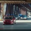 新型 トヨタプリウスのスーパーボウルCM『The Longest Chase』